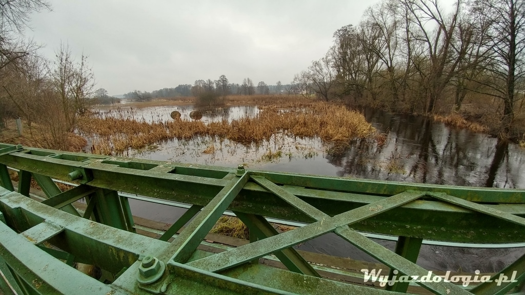 most w supraślu