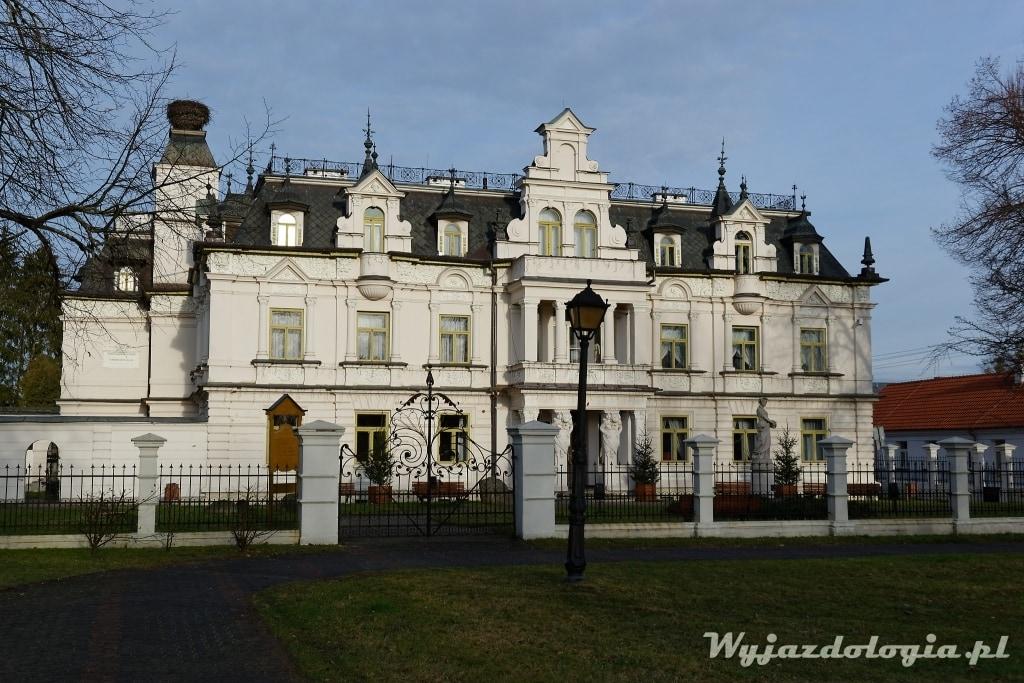 pałac Buchholtza Supraśl