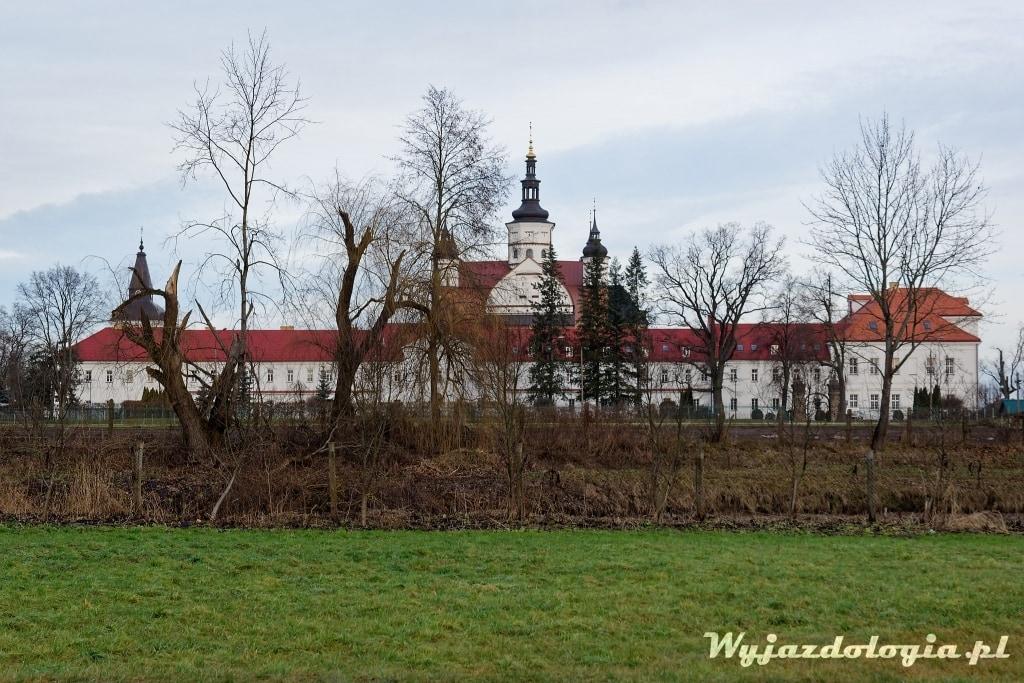 atrakcją Supraśla jest klasztor