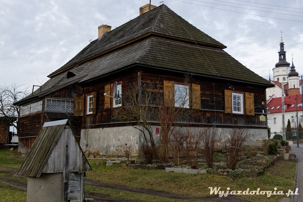 stara poczta w Supraślu