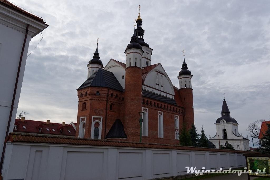 cerkiew obronna w Supraślu
