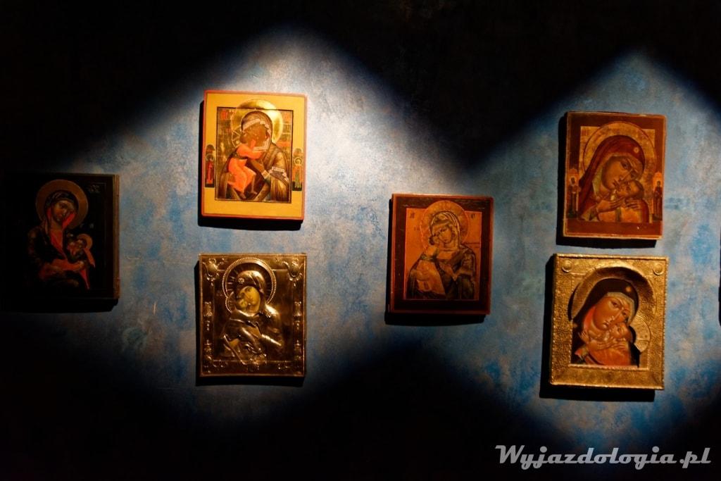 ikony w Supraślu