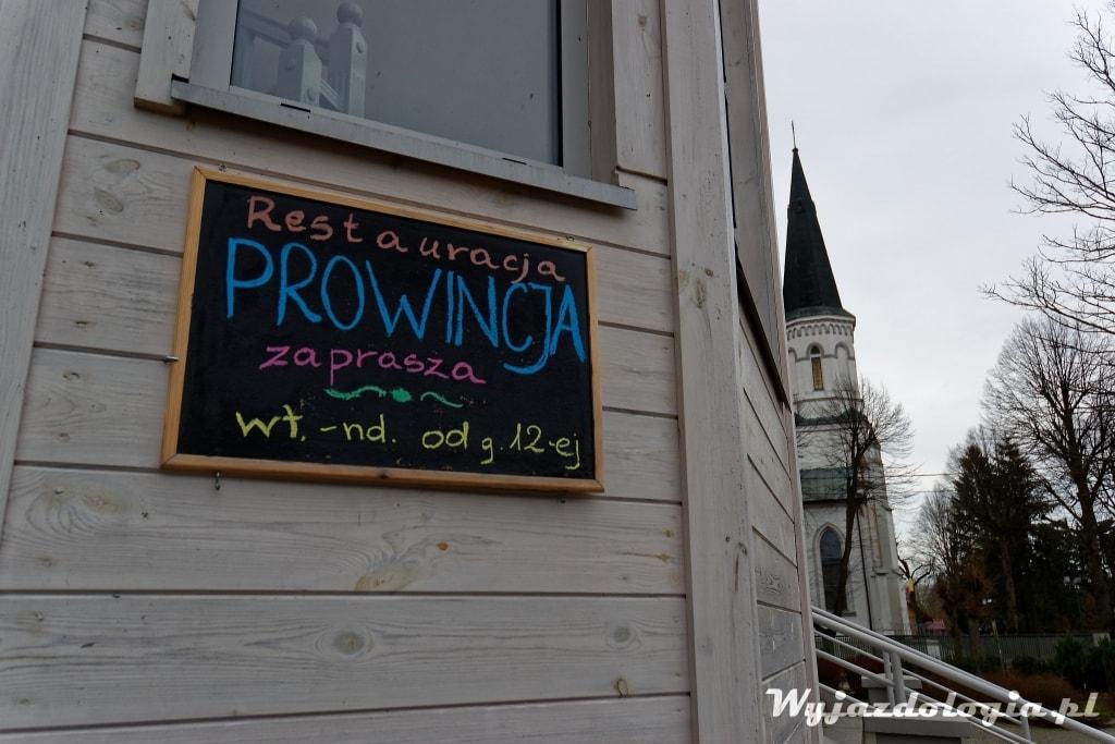 Restauracja Prowincja Supraśl