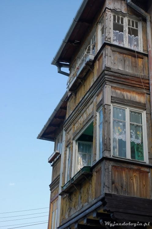 drewniany dom Duszniki-Zdrój