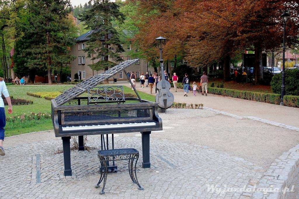 fortepian Kudowa-Zdrój