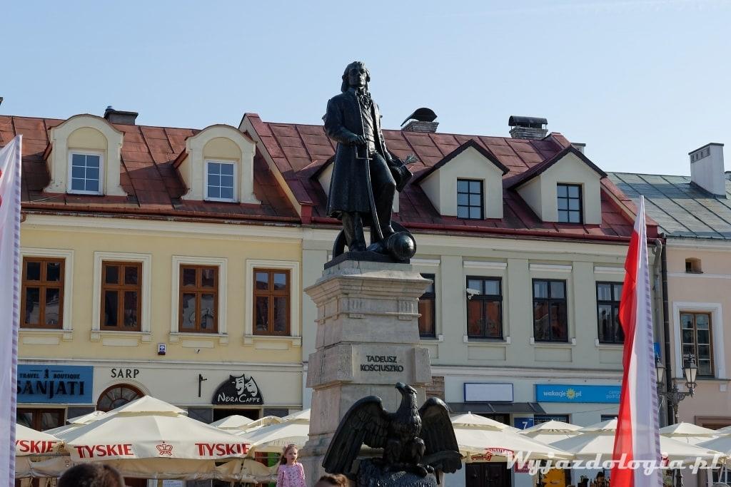 Pomnik Kościuszki w Rzeszowie