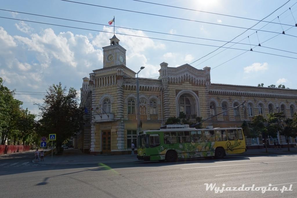 Trolejbusy w Kiszyniowie