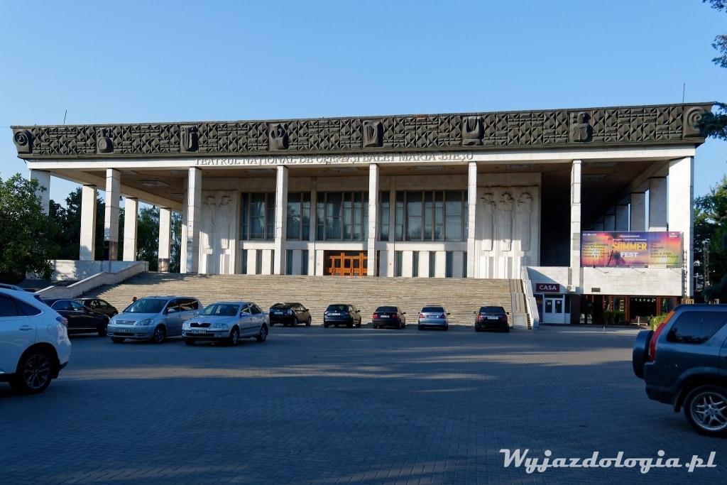Teatr w Kiszyniowie