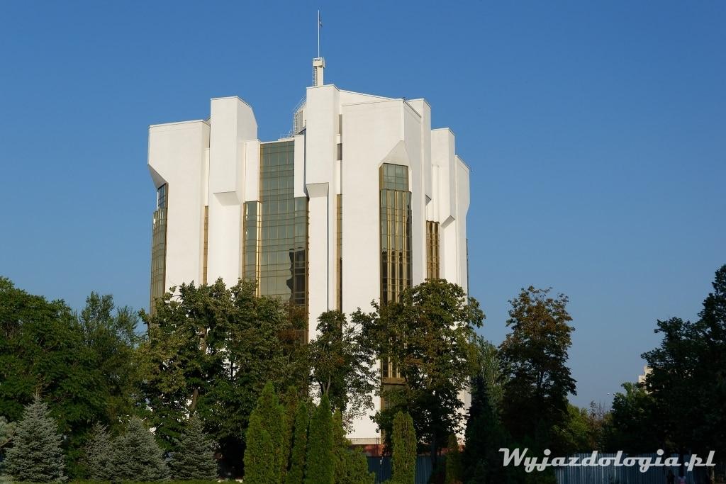 Pałac Prezydencki Kiszyniów