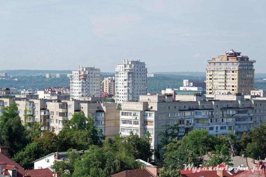 Panorama Kiszyniowa