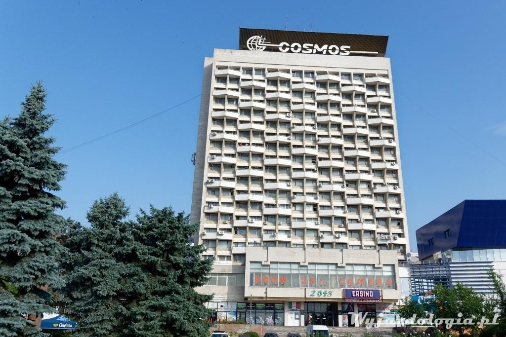 Kiszyniów noclegiw hotelu