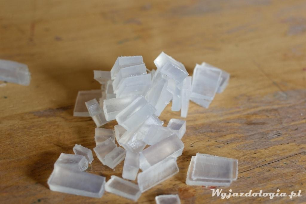 mydło glicerynowe przepis