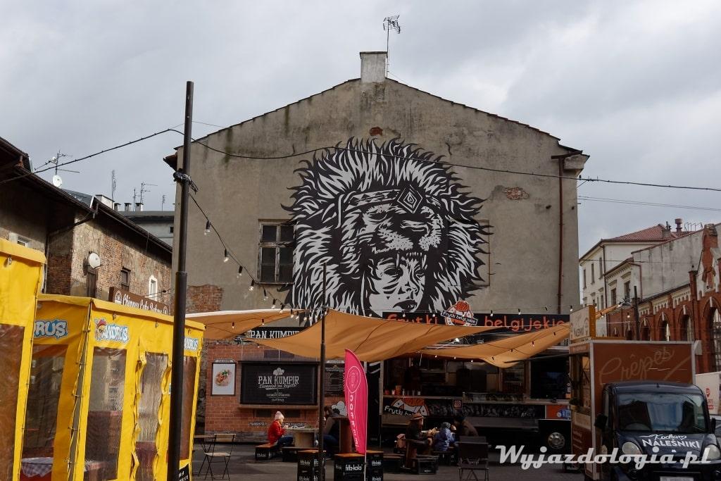 Kraków frytki belgijskie