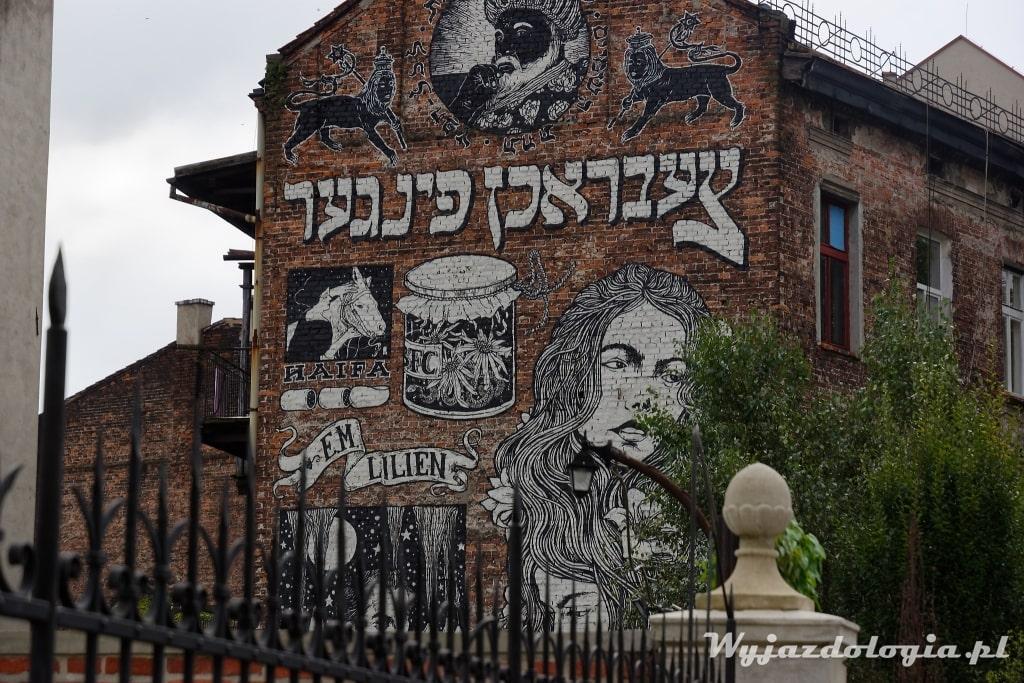 Kraków Mural