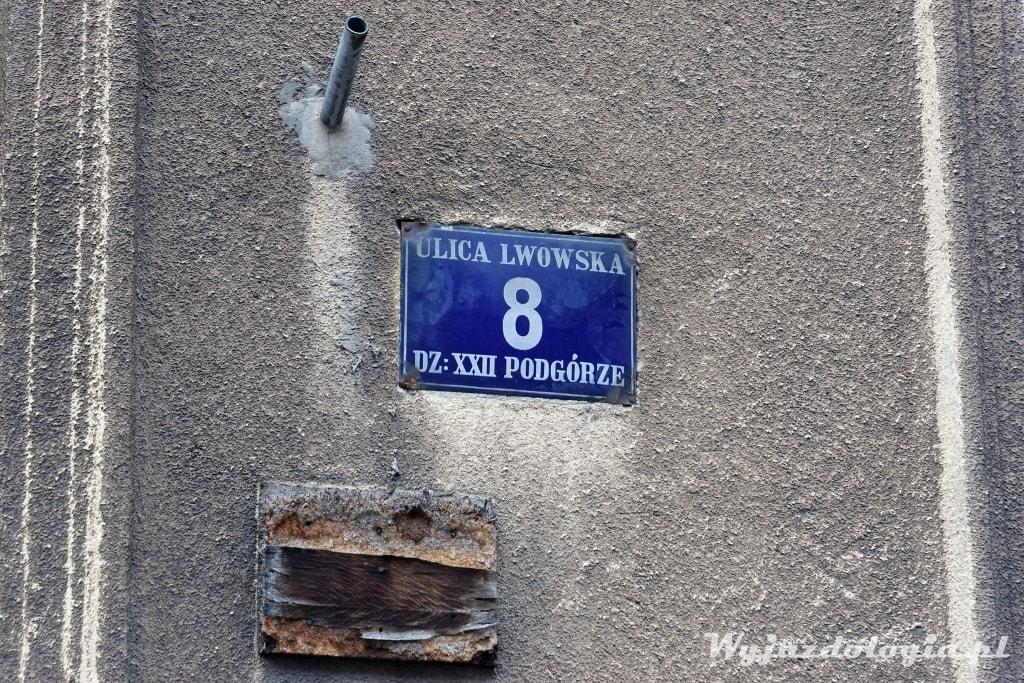 Kraków Podgórze Lwowska
