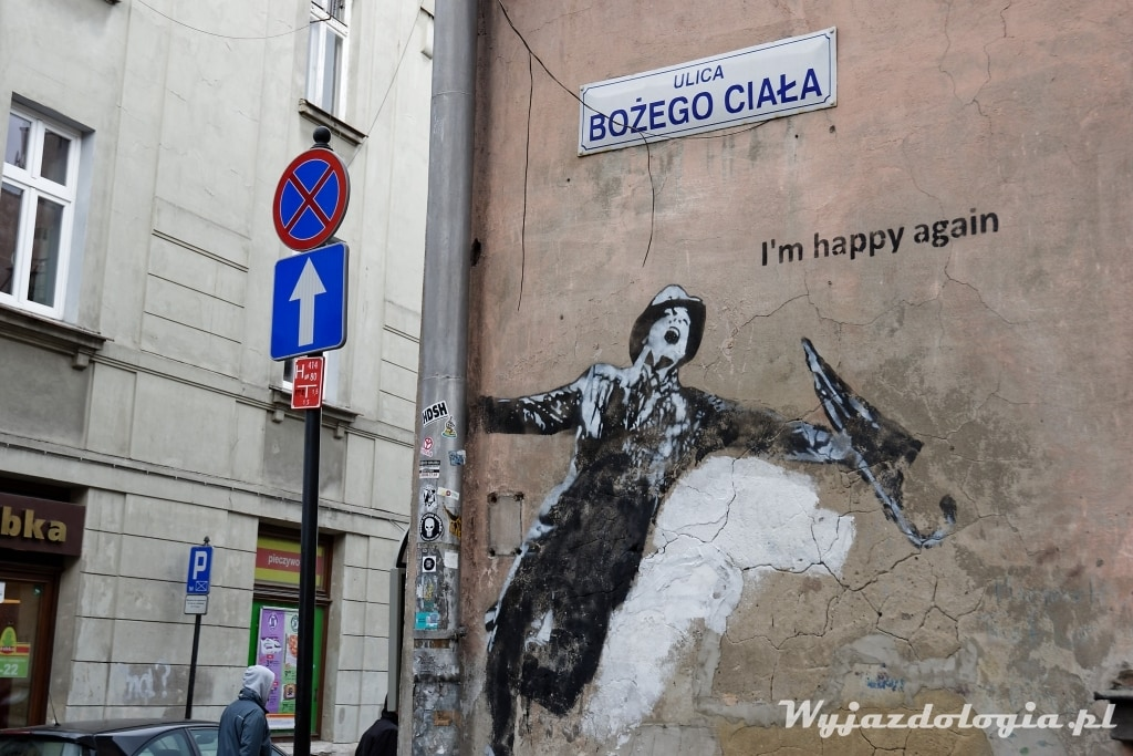 Kraków Bożego Ciała