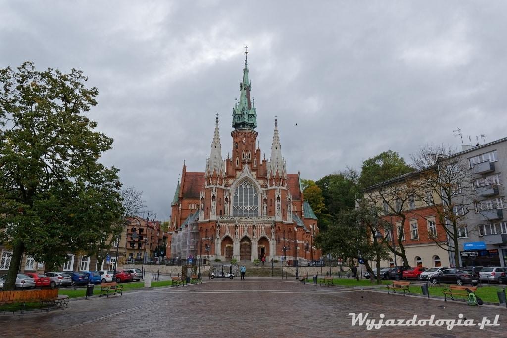 Kraków Kościół św Jozefa