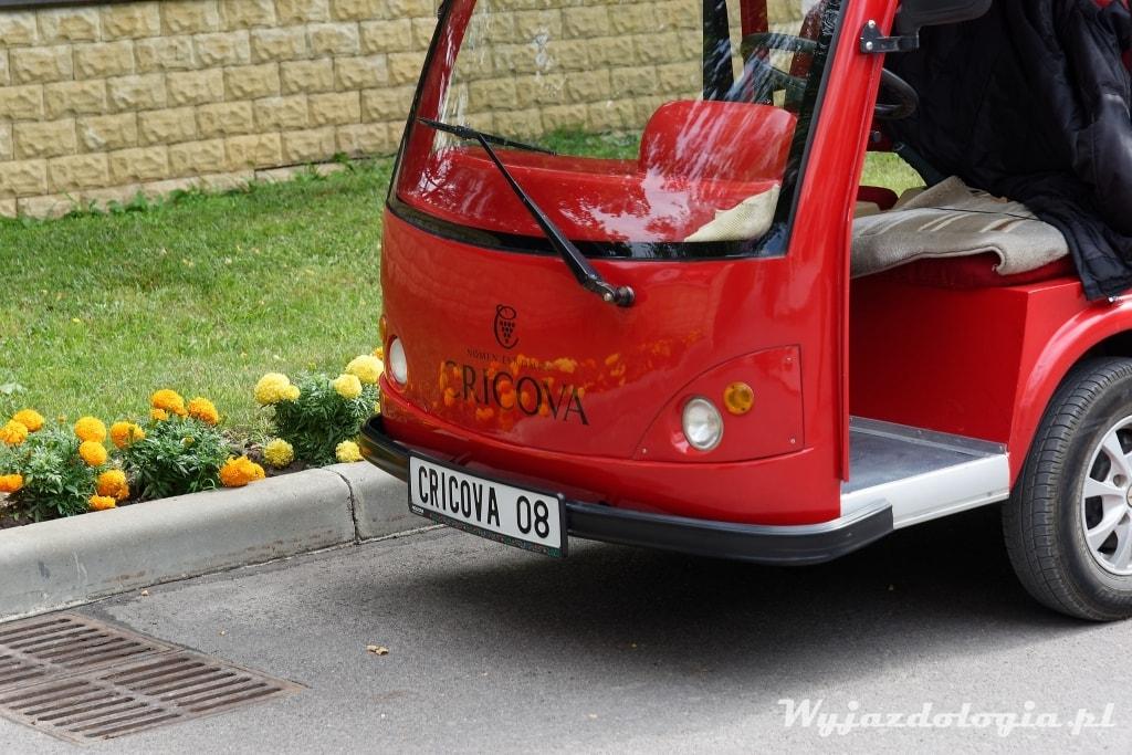 Cricova ziwedzanie Mołdawia
