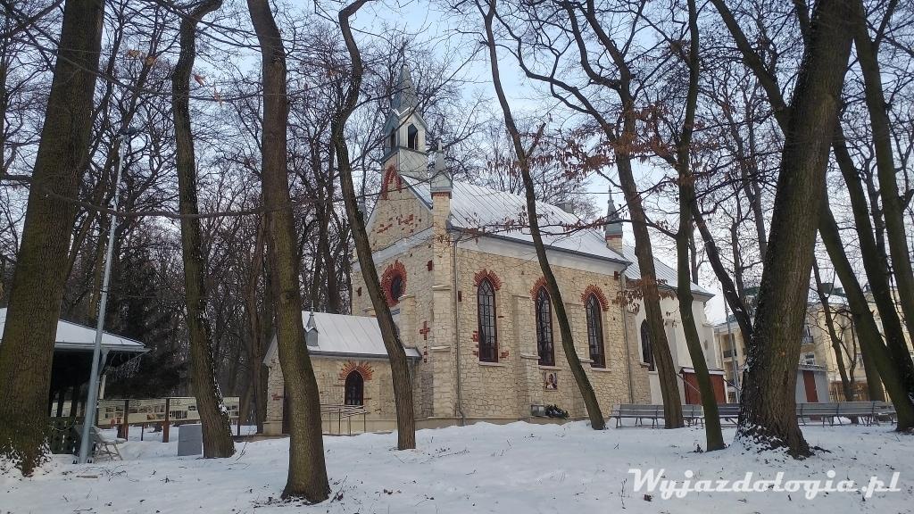 Busko zdrój kaplica Sanatoryjna Św Anny