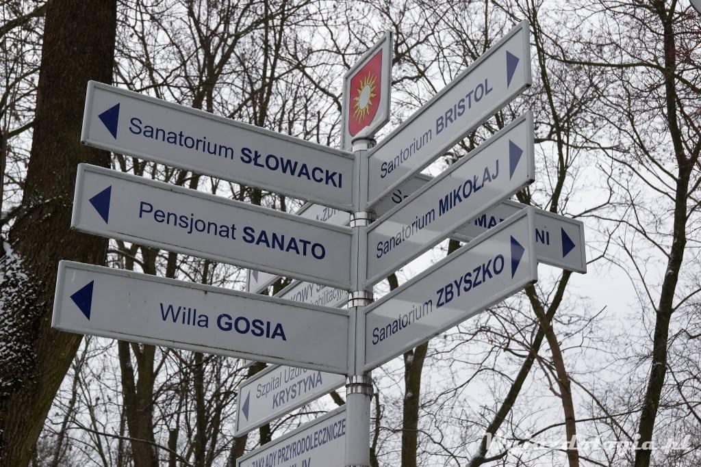 Busko-Zdrój sanatorium co warto zobaczyć