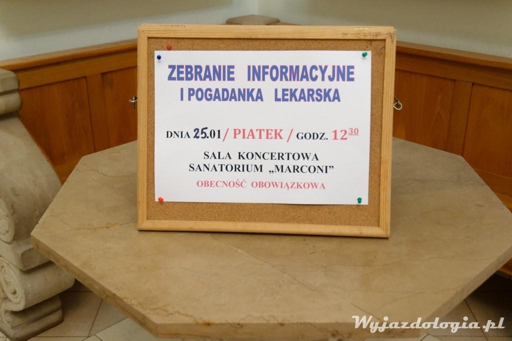 busko-zdrój zebranie informacyje