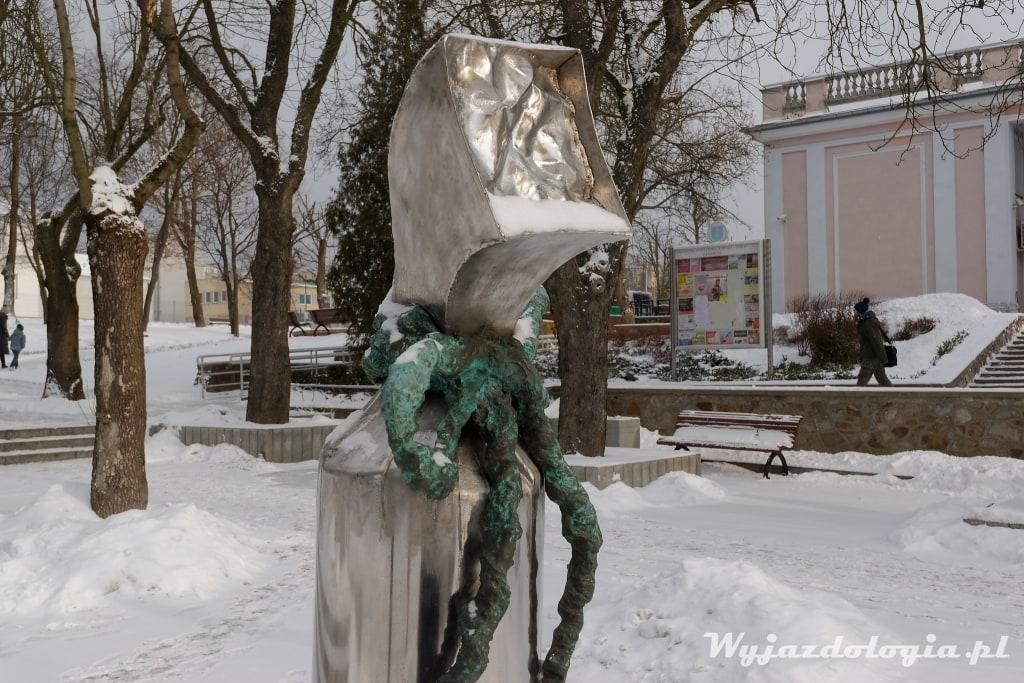 busko zdrój rzeźby Michał Batkiewicz