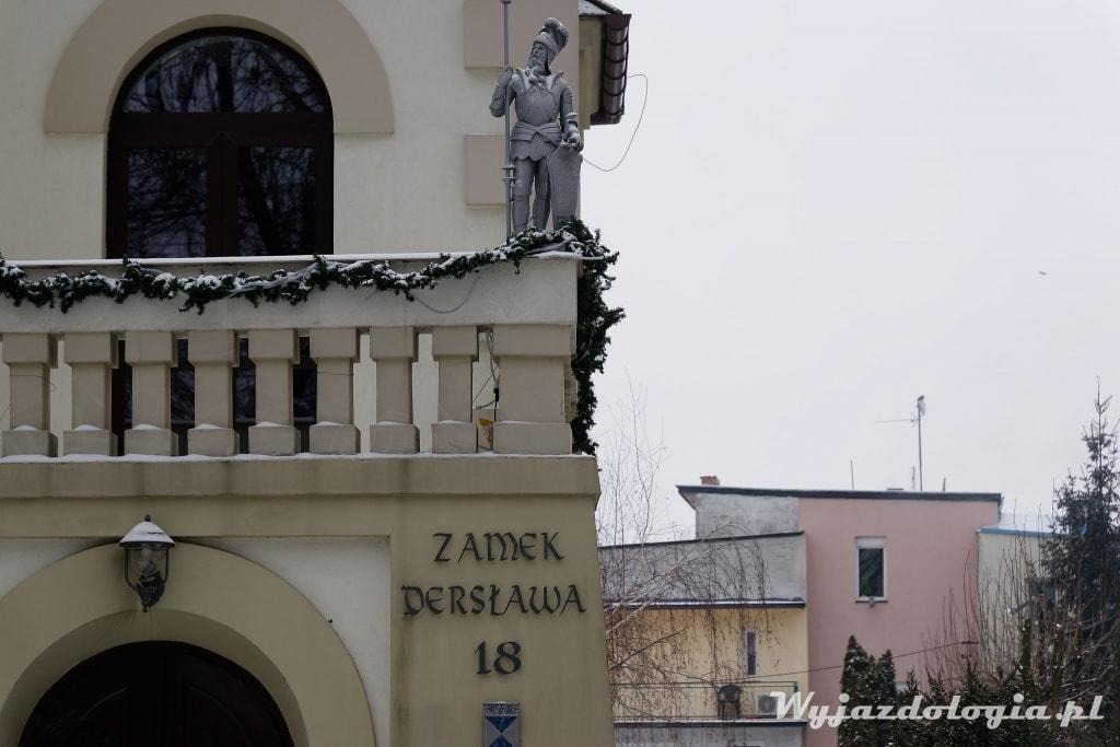 Busko Zdrój zamek dersława