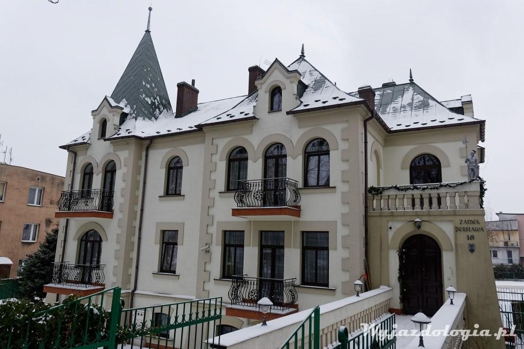 Zamek Dersława Busko-Zdrój