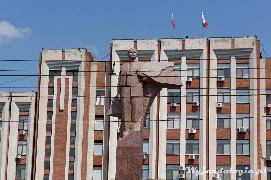 Lenin Naddniestrze