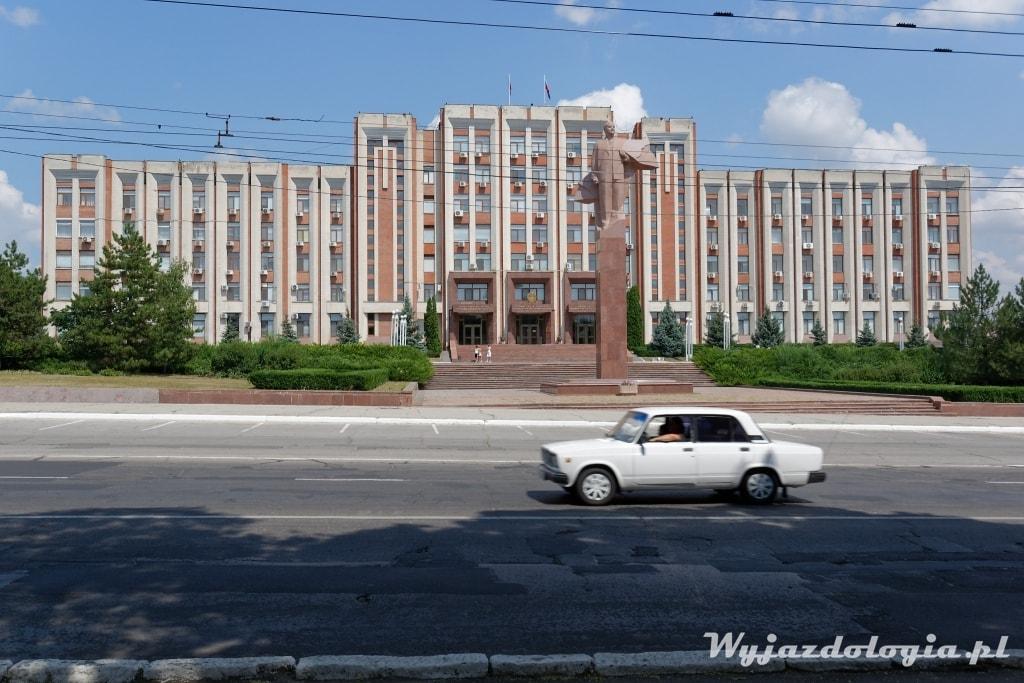Naddniestrze budynek rządu