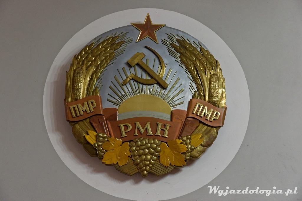 godło Naddniestrza
