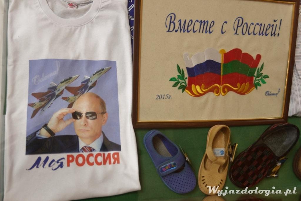 Putin w Naddniestrzu