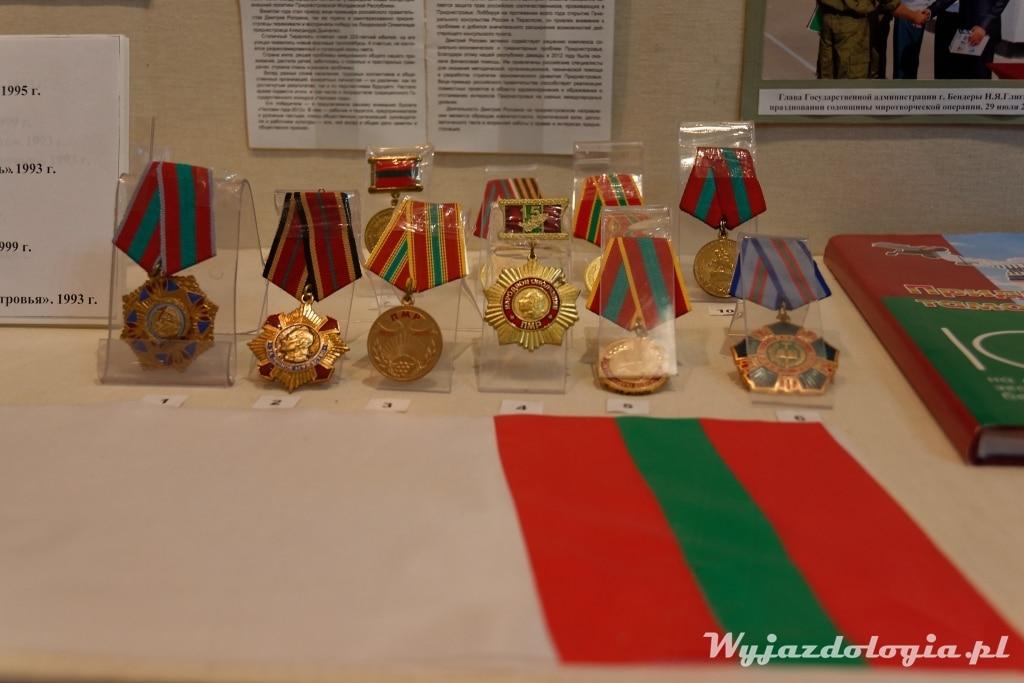 ordery i flaga naddniestrza