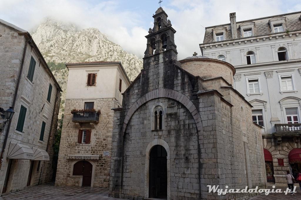 cerkiew świętego Łukasza Kotor