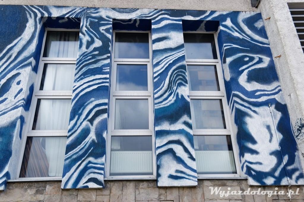 mural Olsztyn NeSpoon