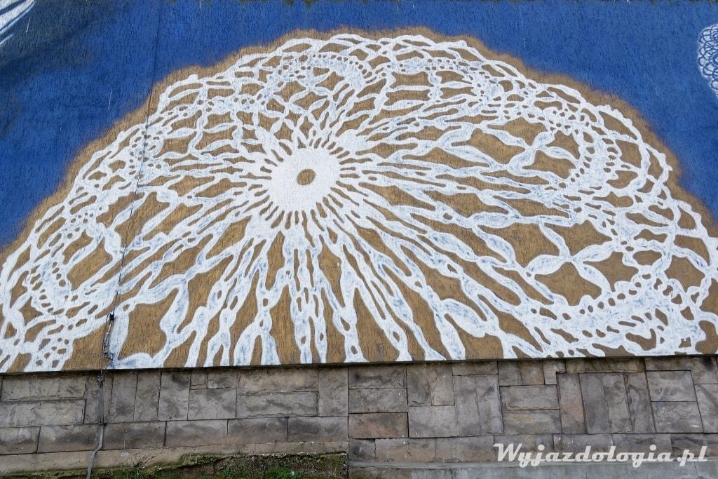 murale Olsztyn Nespoon