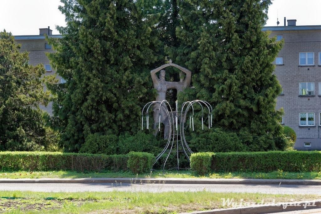 pomnik pokoju dorbe miasto