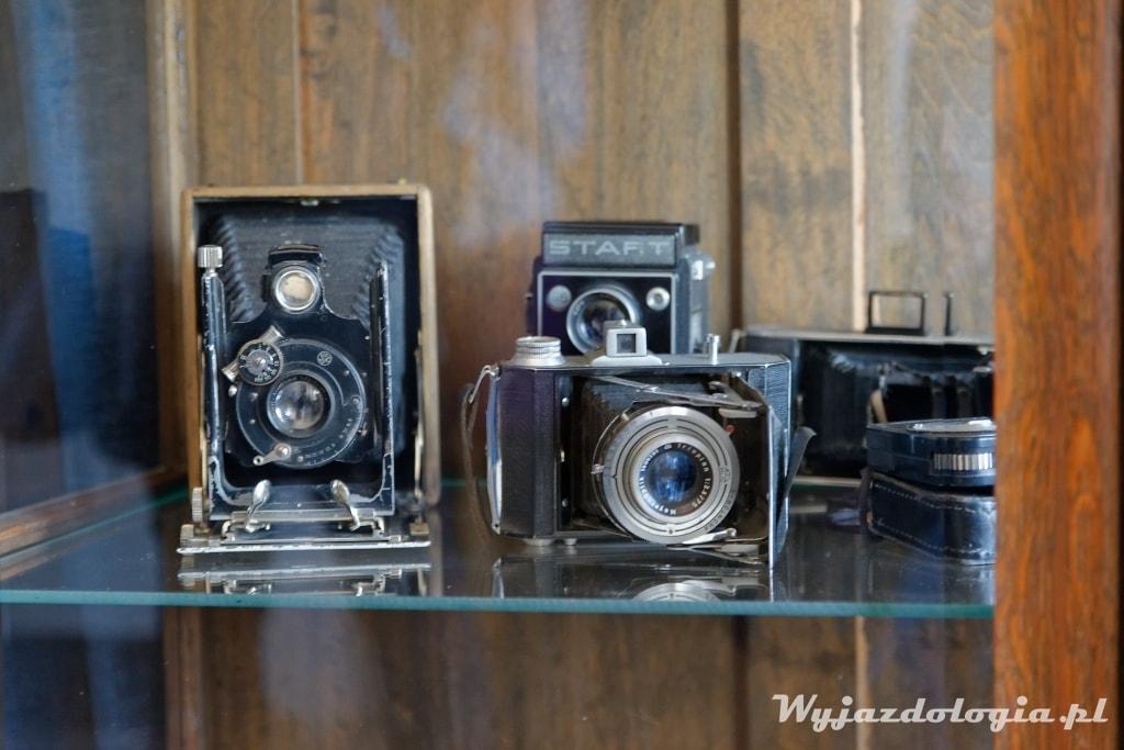 stare aparaty fotograficzne