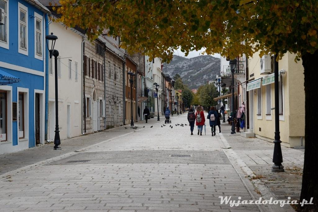 Cetinje atrakcja Czarnogory