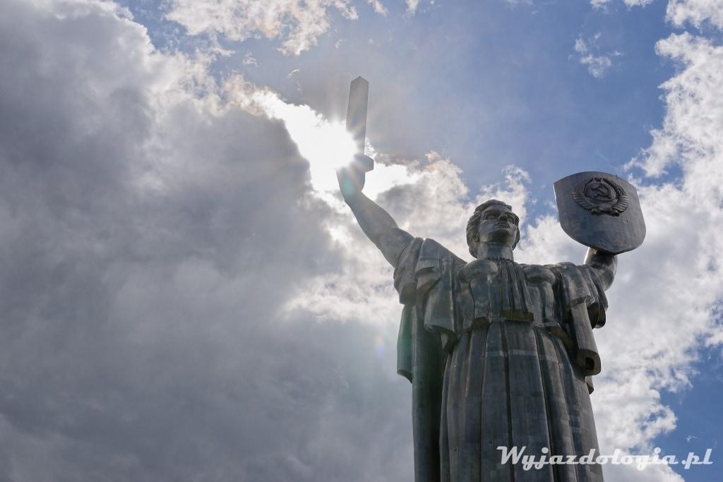 Kijów Matka Ukraina co warto zobaczyć
