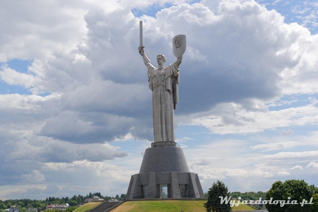 Kijów przewodnik Matka Ukraina
