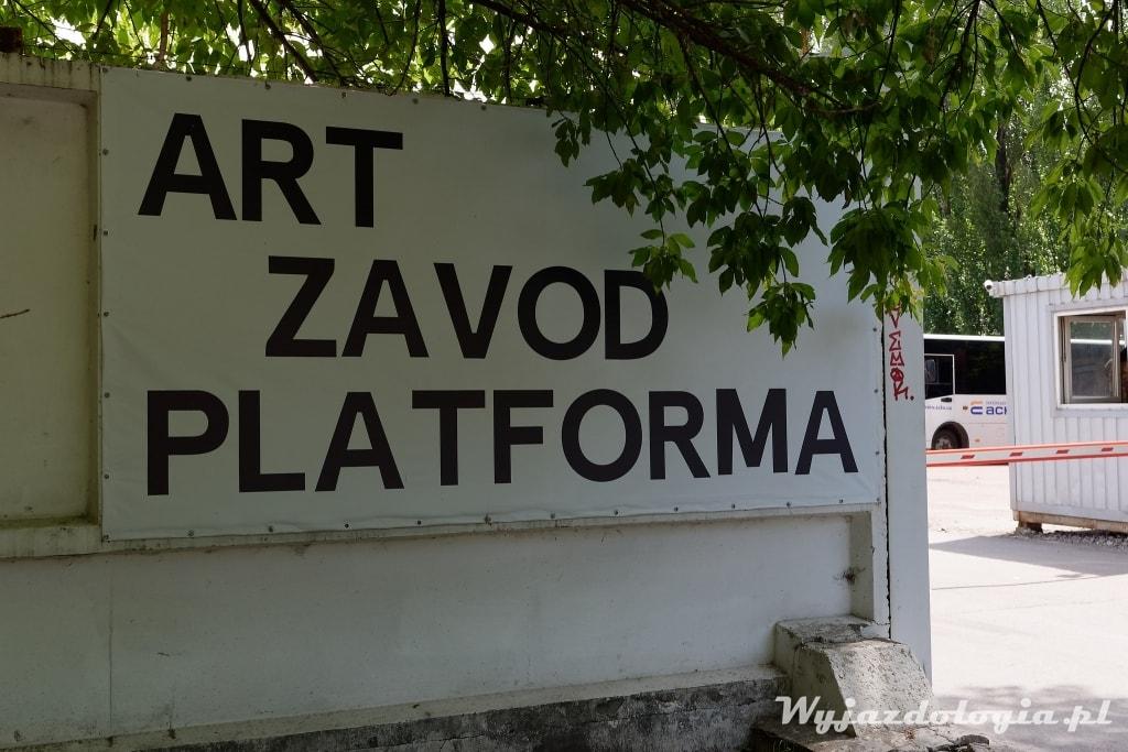 Kijów Art Zavod Platforma