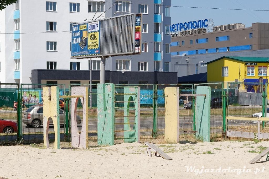 Kijów Plac Zabaw