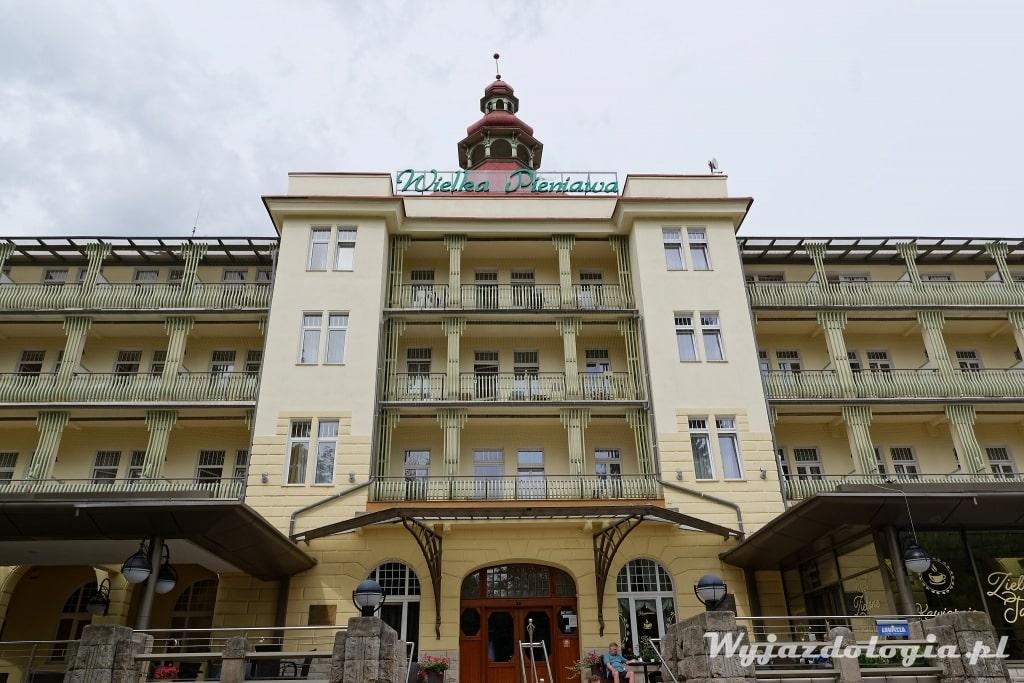 Sanatorium Wielka Pieniawa Polanica Zdrój