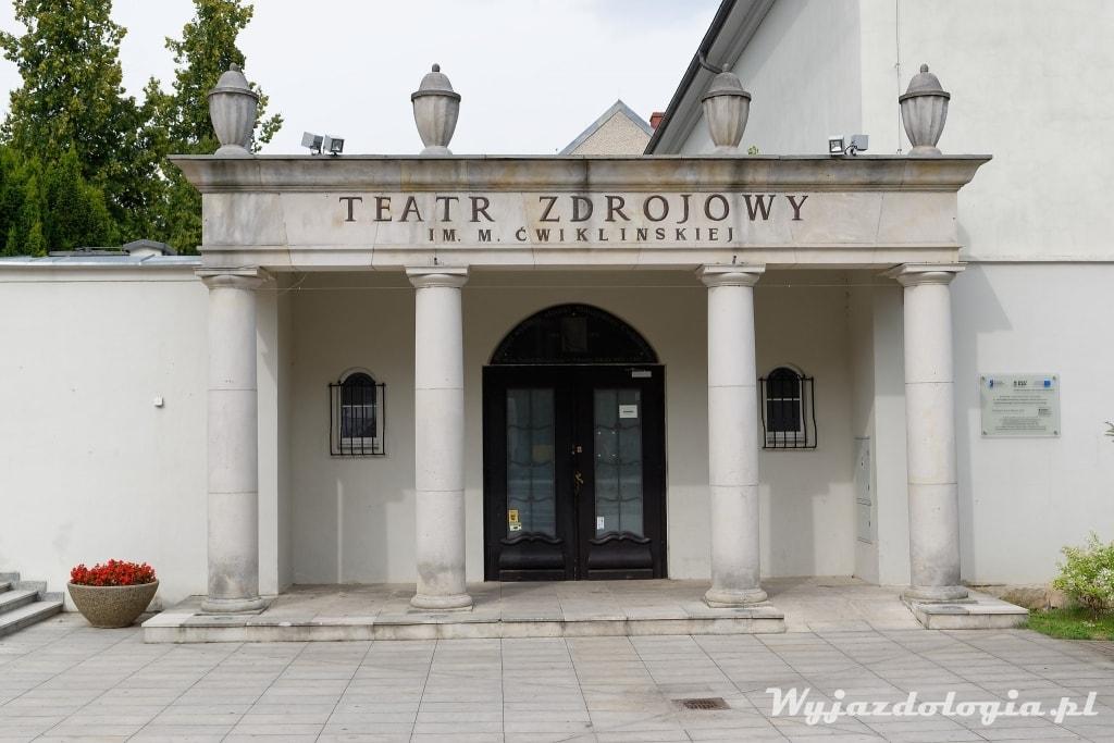 Teatr Zdrojowy Polanica Zdrój