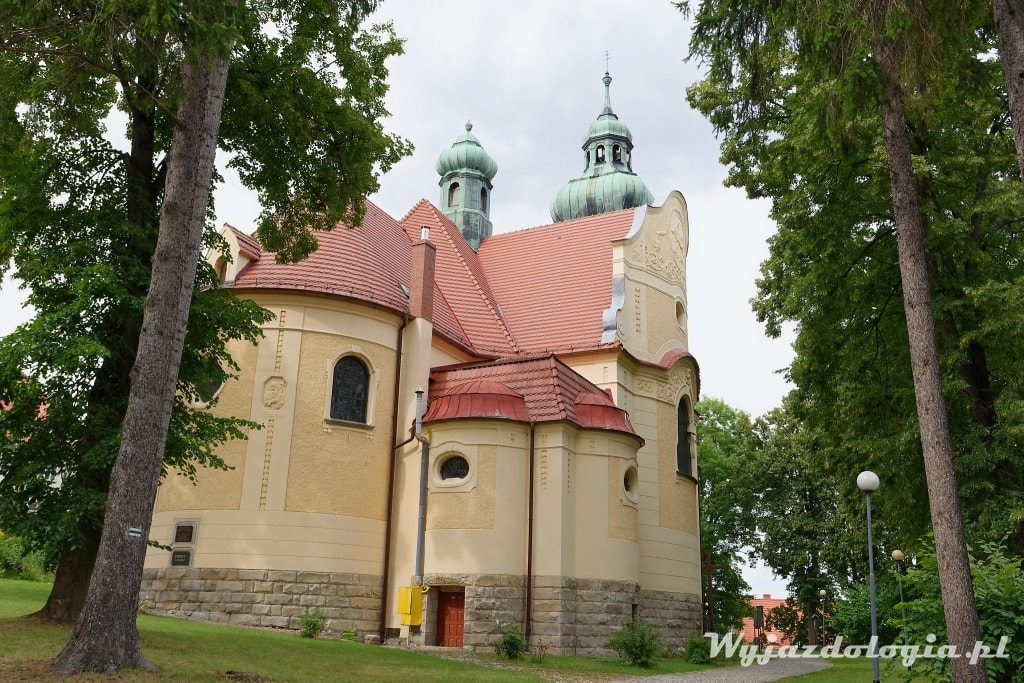 Kościół Wniebowzięcia Najświętszej Maryi Panny w Polanicy