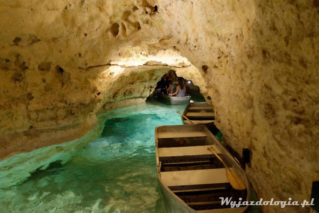 nad Balatonem zobacz jaskinię Tapolca