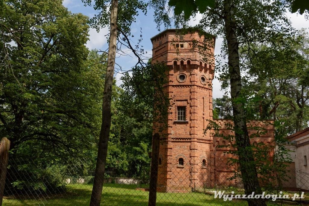 Wieża Ciśnień Konstancin