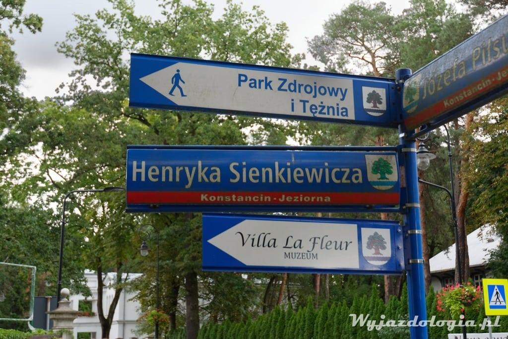 Park Zdrojowy w Konstancinie