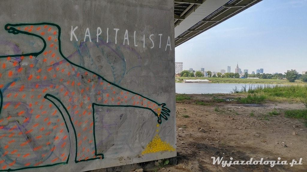 Kapitalista pod Mostem